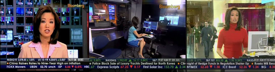 Betty Liu - Bloomberg News Anchor